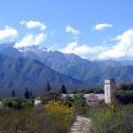 Cordón del Velazco en el pueblo de Chuquis